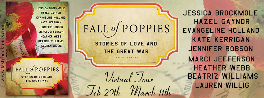 Fall of Poppies, an interview with Lauren Willig